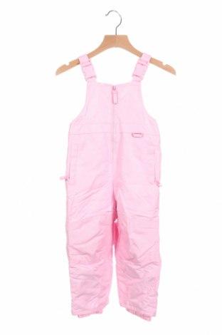 Salopetă pentru copii pentru sporturi de iarnă Circo, Mărime 12-18m/ 80-86 cm, Culoare Roz, Poliester, Preț 89,53 Lei