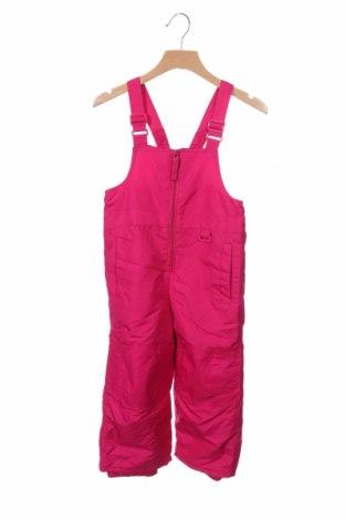 Παιδική σαλοπέτα για χειμερινά σπορ Circo, Μέγεθος 2-3y/ 98-104 εκ., Χρώμα Ρόζ , Πολυεστέρας, Τιμή 16,66€