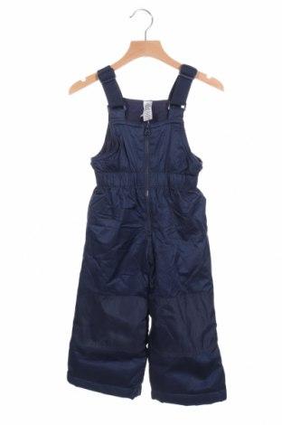 Παιδική σαλοπέτα για χειμερινά σπορ George, Μέγεθος 18-24m/ 86-98 εκ., Χρώμα Μπλέ, Πολυεστέρας, Τιμή 6,37€