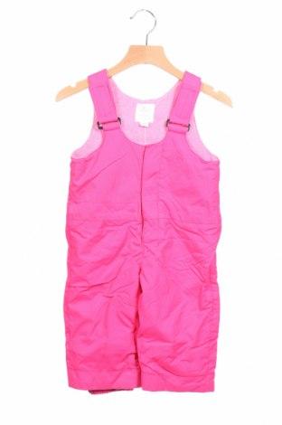 Παιδική σαλοπέτα για χειμερινά σπορ Place Est. 1989, Μέγεθος 18-24m/ 86-98 εκ., Χρώμα Ρόζ , Πολυαμίδη, Τιμή 20,98€