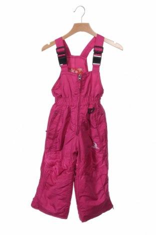 Παιδική σαλοπέτα για χειμερινά σπορ Rugged Bear, Μέγεθος 2-3y/ 98-104 εκ., Χρώμα Ρόζ , Πολυεστέρας, Τιμή 7,27€