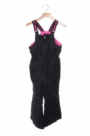 Παιδική σαλοπέτα για χειμερινά σπορ Swiss Tech, Μέγεθος 4-5y/ 110-116 εκ., Χρώμα Μαύρο, Πολυεστέρας, Τιμή 20,98€