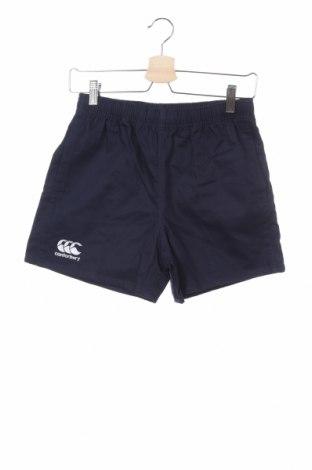 Детски къс панталон Canterbury, Размер 13-14y/ 164-168 см, Цвят Син, Памук, Цена 11,84лв.