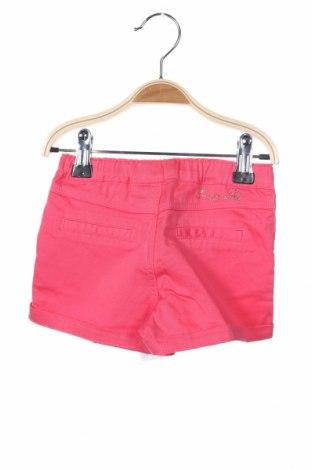 Детски къс панталон TWINSET, Размер 2-3y/ 98-104 см, Цвят Розов, 98% памук, 2% еластан, Цена 44,25лв.