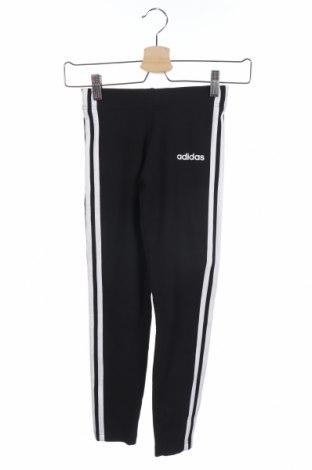 Παιδικό κολάν Adidas, Μέγεθος 8-9y/ 134-140 εκ., Χρώμα Μαύρο, 92% βαμβάκι, 8% ελαστάνη, Τιμή 22,81€