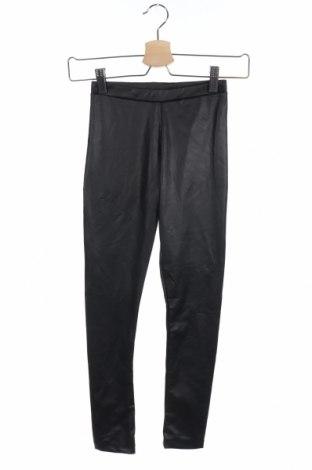 Παιδικό δερμάτινο κολάν Zara Kids, Μέγεθος 9-10y/ 140-146 εκ., Χρώμα Μαύρο, Δερματίνη, Τιμή 9,42€