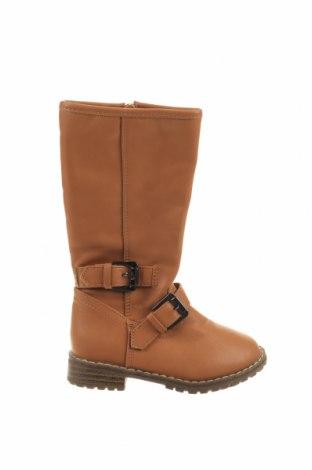 Παιδικά παπούτσια, Μέγεθος 25, Χρώμα Καφέ, Δερματίνη, Τιμή 15,10€