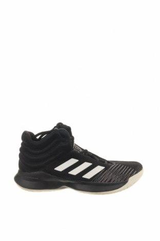Παιδικά παπούτσια Adidas, Μέγεθος 31, Χρώμα Μαύρο, Δερματίνη, Τιμή 24,32€