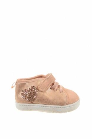 Παιδικά παπούτσια Carter's, Μέγεθος 19, Χρώμα Ρόζ , Κλωστοϋφαντουργικά προϊόντα, Τιμή 12,40€