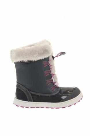 Детски обувки Champion, Размер 35, Цвят Сив, Еко кожа, Цена 59,22лв.