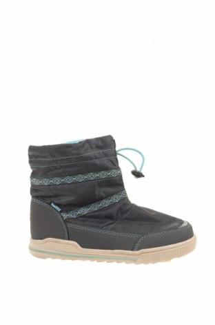 Παιδικά παπούτσια Crane, Μέγεθος 30, Χρώμα Γκρί, Κλωστοϋφαντουργικά προϊόντα, δερματίνη, Τιμή 13,48€