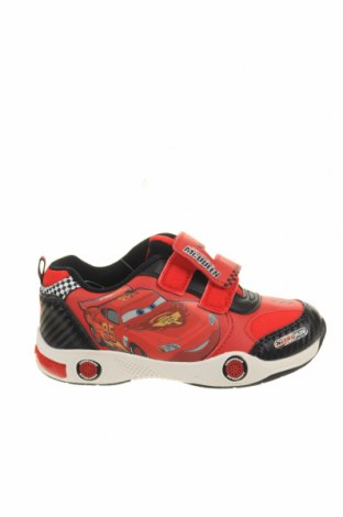 Παιδικά παπούτσια Disney, Μέγεθος 29, Χρώμα Κόκκινο, Δερματίνη, κλωστοϋφαντουργικά προϊόντα, Τιμή 16,88€