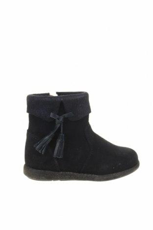 Παιδικά παπούτσια Dp...am, Μέγεθος 20, Χρώμα Μπλέ, Φυσικό σουέτ, Τιμή 15,36€