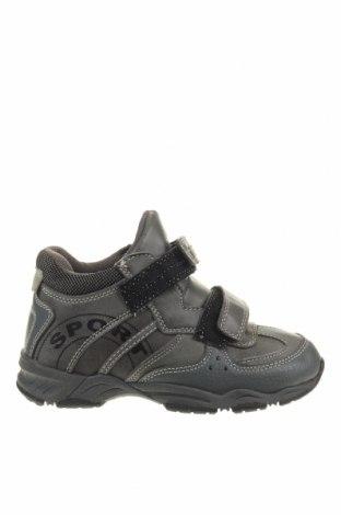 Παιδικά παπούτσια Mat Star, Μέγεθος 30, Χρώμα Γκρί, Δερματίνη, Τιμή 12,40€