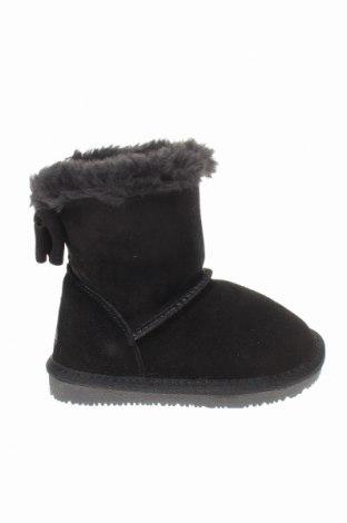 Παιδικά παπούτσια Nice Bay, Μέγεθος 26, Χρώμα Μαύρο, Φυσικό σουέτ, Τιμή 53,74€