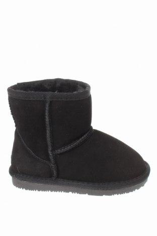 Детски обувки Nice Bay, Размер 28, Цвят Черен, Естествен велур, Цена 87,57лв.
