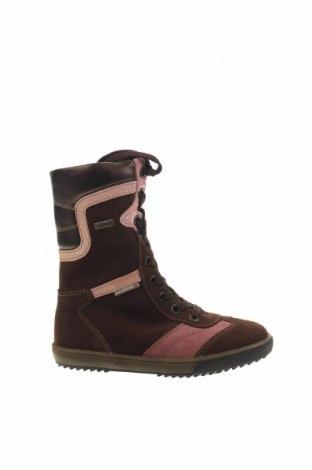 Παιδικά παπούτσια Richter, Μέγεθος 28, Χρώμα Καφέ, Φυσικό σουέτ, δερματίνη, Τιμή 27,28€