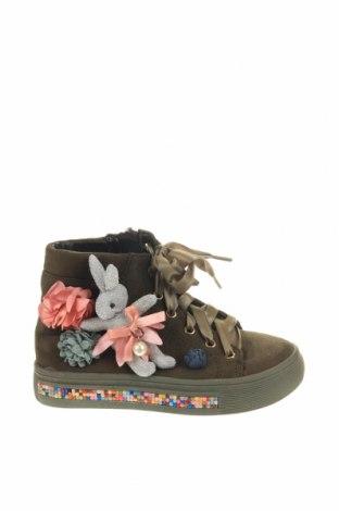 Παιδικά παπούτσια Roma, Μέγεθος 28, Χρώμα Πράσινο, Κλωστοϋφαντουργικά προϊόντα, Τιμή 11,69€