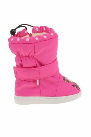 Детски обувки Rose et Chocolat, Размер 22, Цвят Розов, Текстил, Цена 43,47лв.