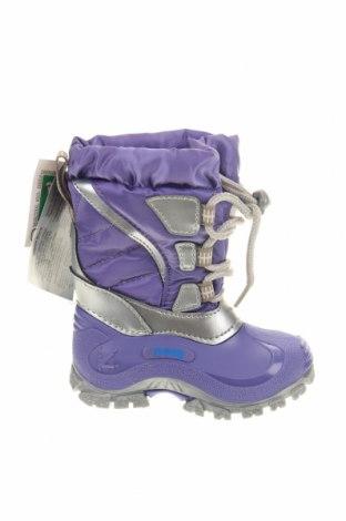Παιδικά παπούτσια Spirale, Μέγεθος 20, Χρώμα Βιολετί, Κλωστοϋφαντουργικά προϊόντα, δερματίνη, πολυουρεθάνης, Τιμή 34,41€