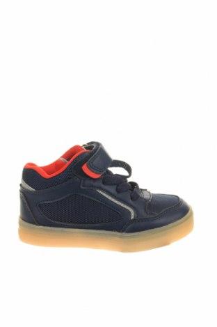 Παιδικά παπούτσια Target, Μέγεθος 24, Χρώμα Μπλέ, Δερματίνη, Τιμή 11,32€