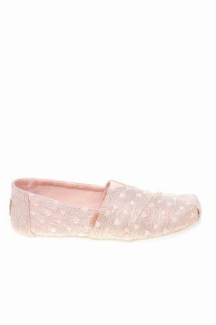 Παιδικά παπούτσια Toms, Μέγεθος 37, Χρώμα Ρόζ , Κλωστοϋφαντουργικά προϊόντα, Τιμή 18,95€