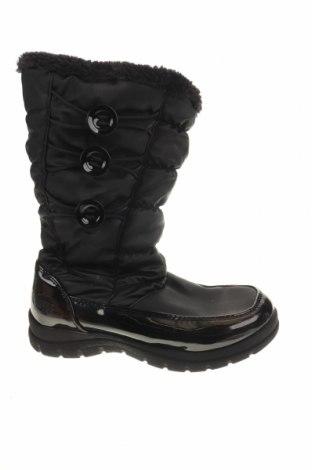 Детски обувки Totes, Размер 36, Цвят Черен, Текстил, еко кожа, Цена 34,02лв.
