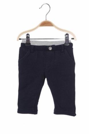 Παιδικό παντελόνι Chicco, Μέγεθος 2-3m/ 56-62 εκ., Χρώμα Μπλέ, 100% βαμβάκι, Τιμή 14,65€