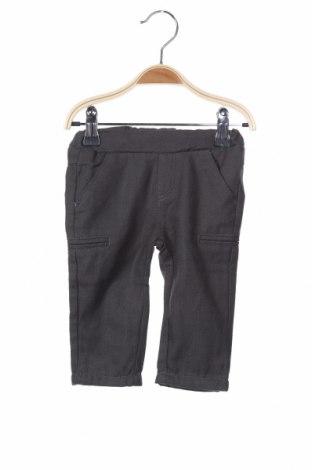 Παιδικό παντελόνι Chicco, Μέγεθος 3-6m/ 62-68 εκ., Χρώμα Γκρί, 55% βαμβάκι, 45% πολυεστέρας, Τιμή 14,65€