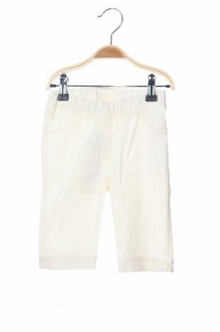 Παιδικό παντελόνι TWINSET, Μέγεθος 18-24m/ 86-98 εκ., Χρώμα Εκρού, 74% βισκόζη, 22% πολυαμίδη, 4% ελαστάνη, Τιμή 33,17€