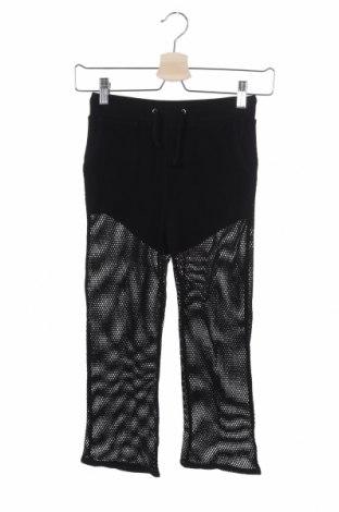 Παιδικό παντελόνι TWINSET, Μέγεθος 6-7y/ 122-128 εκ., Χρώμα Μαύρο, 100% πολυεστέρας, Τιμή 33,17€