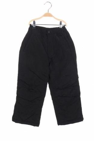 Παιδικό παντελόνι για χειμερινά σπορ Athletic Works, Μέγεθος 5-6y/ 116-122 εκ., Χρώμα Μαύρο, Πολυαμίδη, Τιμή 7,01€