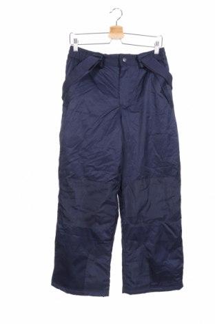 Παιδικό παντελόνι για χειμερινά σπορ Athletic Works, Μέγεθος 9-10y/ 140-146 εκ., Χρώμα Μπλέ, Πολυεστέρας, Τιμή 15,91€