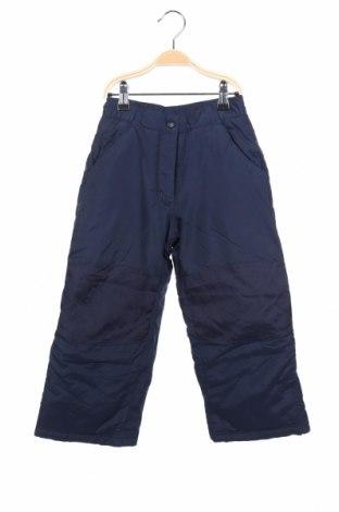 Детски панталон за зимни спортове L.L. Bean, Размер 5-6y/ 116-122 см, Цвят Син, Полиамид, Цена 7,35лв.
