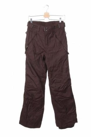 Παιδικό παντελόνι για χειμερινά σπορ Protest, Μέγεθος 15-18y/ 170-176 εκ., Χρώμα Καφέ, Πολυαμίδη, Τιμή 21,82€