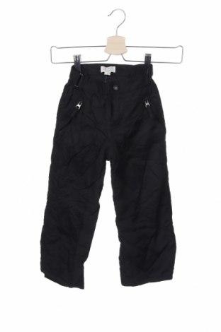 Детски панталон за зимни спортове The Children's Place, Размер 3-4y/ 104-110 см, Цвят Черен, Полиамид, Цена 27,93лв.