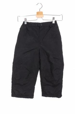 Παιδικό παντελόνι για χειμερινά σπορ Wonder Kids, Μέγεθος 3-4y/ 104-110 εκ., Χρώμα Μαύρο, Πολυαμίδη, Τιμή 5,46€