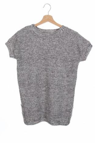 Παιδικό πουλόβερ Here+There, Μέγεθος 11-12y/ 152-158 εκ., Χρώμα Γκρί, Τιμή 11,11€