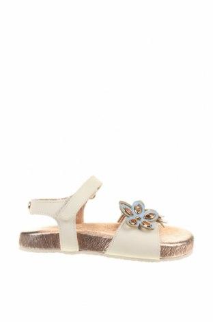 Детски сандали MICHAEL Michael Kors, Размер 23, Цвят Бял, Естествена кожа, Цена 66,15лв.