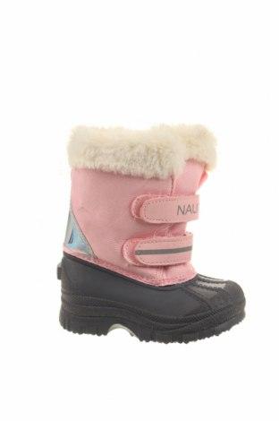 Παιδικά παπούτσια Nautica, Μέγεθος 22, Χρώμα Ρόζ , Κλωστοϋφαντουργικά προϊόντα, πολυουρεθάνης, Τιμή 31,82€