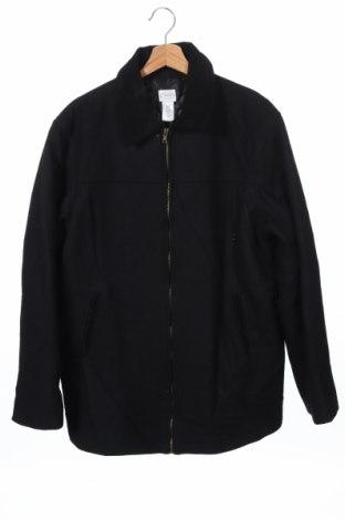 Παιδικό παλτό Talbots, Μέγεθος 15-18y/ 170-176 εκ., Χρώμα Μαύρο, Μαλλί, Τιμή 17,22€