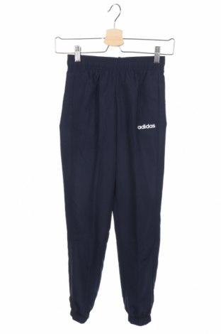 Παιδική κάτω φόρμα Adidas, Μέγεθος 8-9y/ 134-140 εκ., Χρώμα Μπλέ, Πολυεστέρας, Τιμή 22,81€