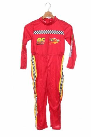 Κοστούμι καρναβαλιού Disney, Μέγεθος 7-8y/ 128-134 εκ., Χρώμα Κόκκινο, Πολυεστέρας, Τιμή 10,10€