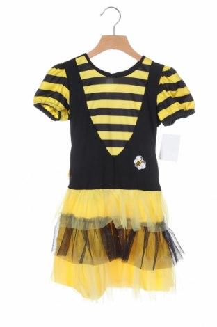 Κοστούμι καρναβαλιού Rubie's, Μέγεθος 4-5y/ 110-116 εκ., Χρώμα Κίτρινο, Πολυεστέρας, Τιμή 14,65€