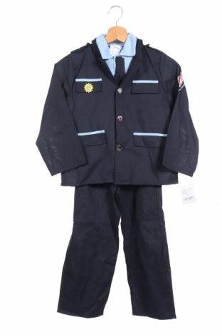Κοστούμι καρναβαλιού, Μέγεθος 6-7y/ 122-128 εκ., Χρώμα Μπλέ, Τιμή 12,63€