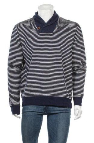 Мъжка блуза H&M L.O.G.G., Размер L, Цвят Син, 80% памук, 20% полиестер, Цена 16,96лв.