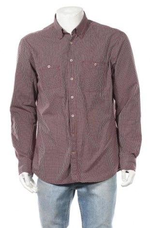 Ανδρικό πουκάμισο Camel Active, Μέγεθος L, Χρώμα Πολύχρωμο, Βαμβάκι, Τιμή 18,84€