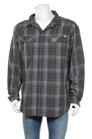 Ανδρικό πουκάμισο Columbia, Μέγεθος XL, Χρώμα Πολύχρωμο, 82% πολυεστέρας, 38% πολυαμίδη, Τιμή 20,78€