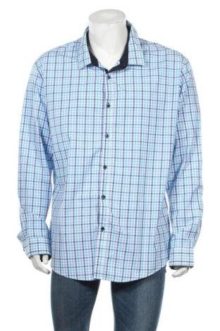 Ανδρικό πουκάμισο Connor, Μέγεθος 3XL, Χρώμα Πολύχρωμο, Βαμβάκι, Τιμή 9,74€