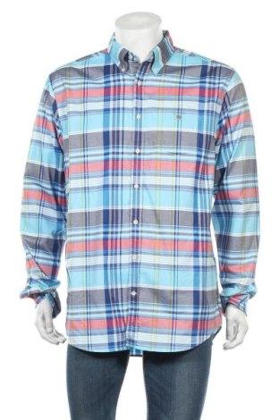 Ανδρικό πουκάμισο Gant, Μέγεθος XL, Χρώμα Πολύχρωμο, Βαμβάκι, Τιμή 42,19€